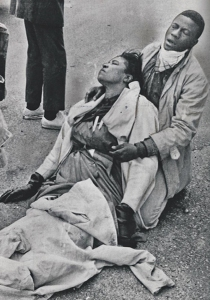 """Bloody Sunday,"" Selma, Alabama, March 7, 1965, United Press International for Daily News"