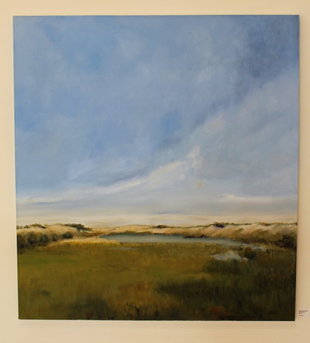 """""""Behind the Dunes,"""" by June Ball"""