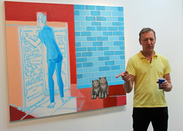 David Humphrey at Marcia Wood Gallery
